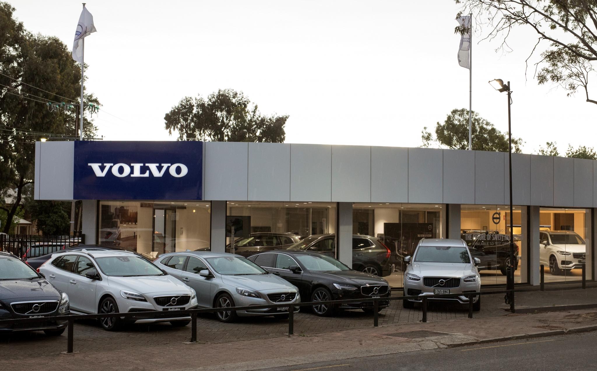 Volvo Cars Adelaide Service Parkside