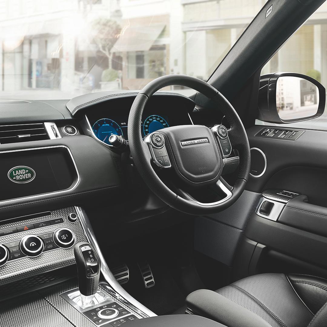 2017 Land Rover Range Rover Sport 5 0 L V8 Supercharged >> Land Rover Range Rover Sport - Solitaire Automotive Group