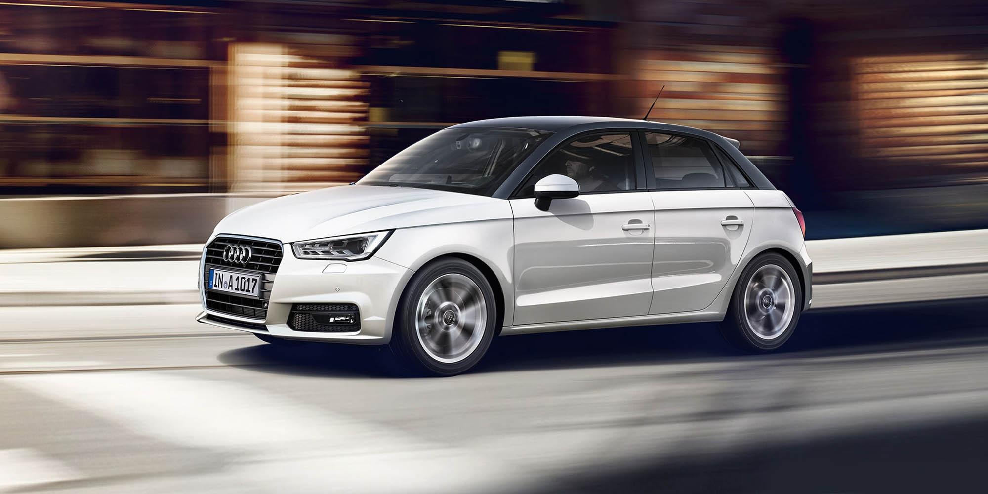 Audi A1 Solitaire Automotive Group
