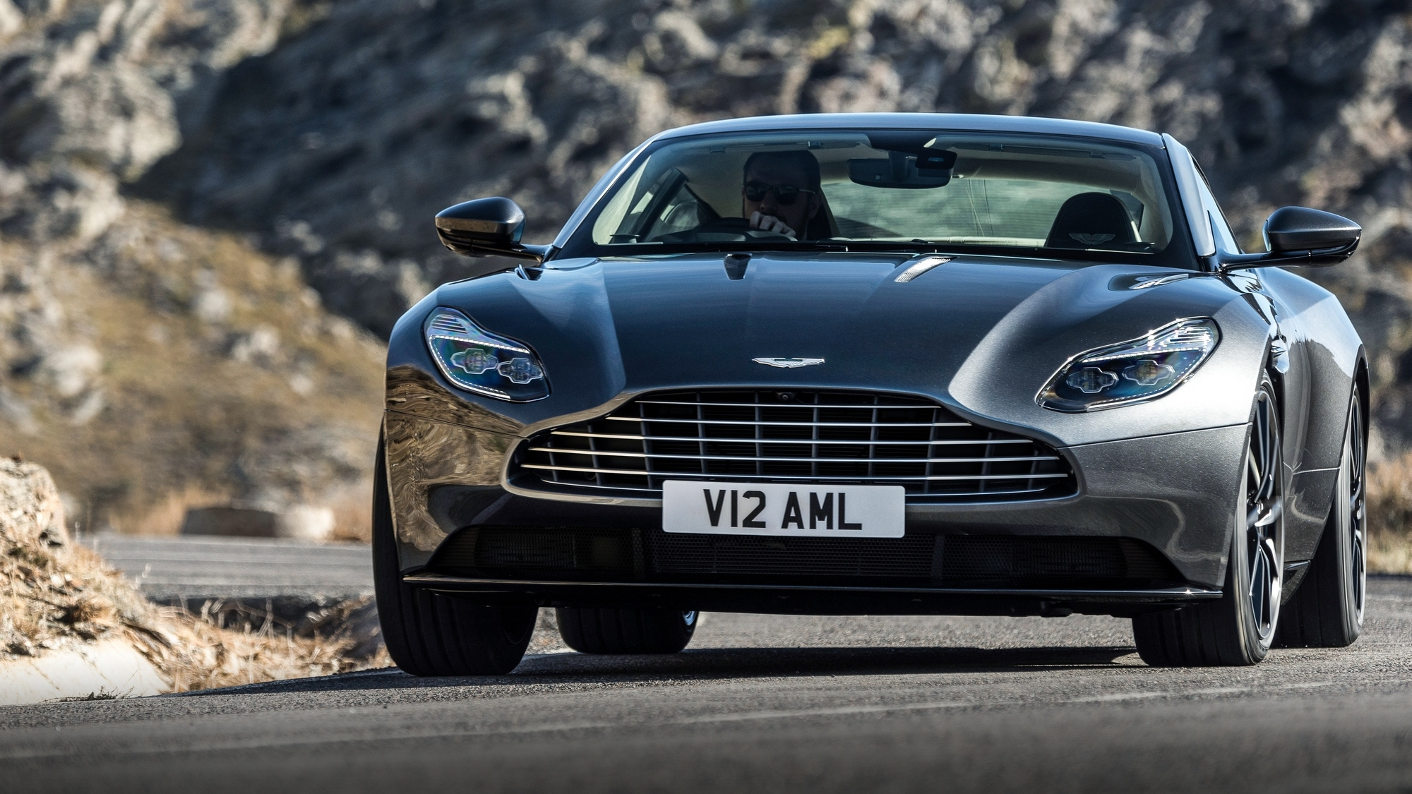 Aston Martin Db11 Reviewed By Business Insider Australia Solitaire