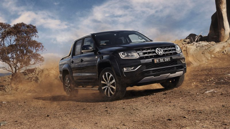 The Amarok V6 Ultimate 580